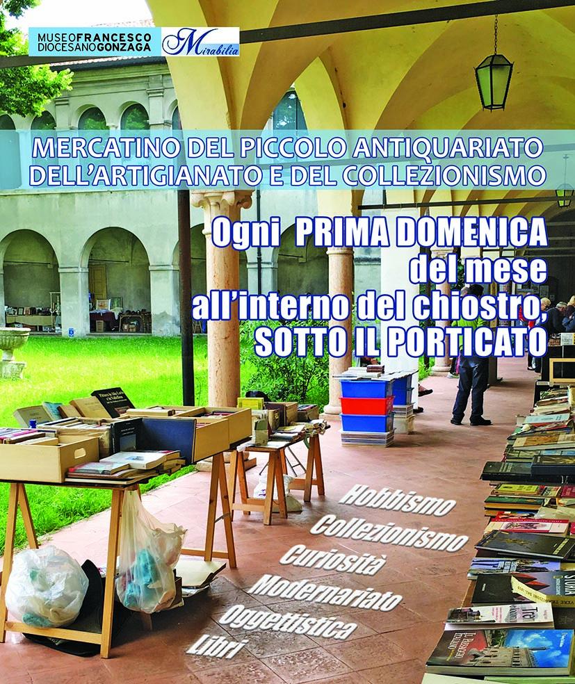 Mantova domenica 4 dicembre torna il mercatino dell for Mercatini antiquariato 4 domenica