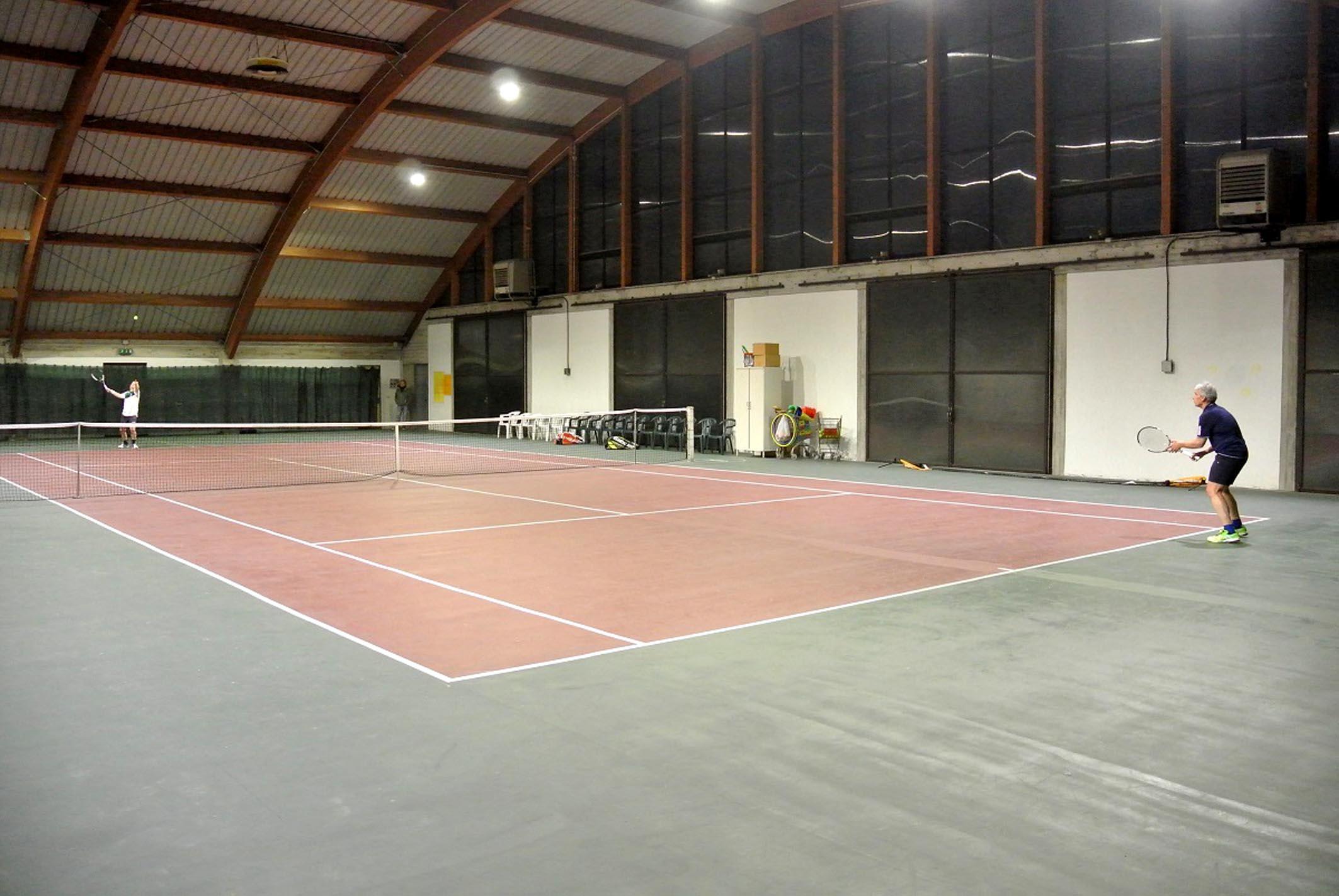 Reggiolo u2013 nuovo impianto di illuminazione per il campo da tennis