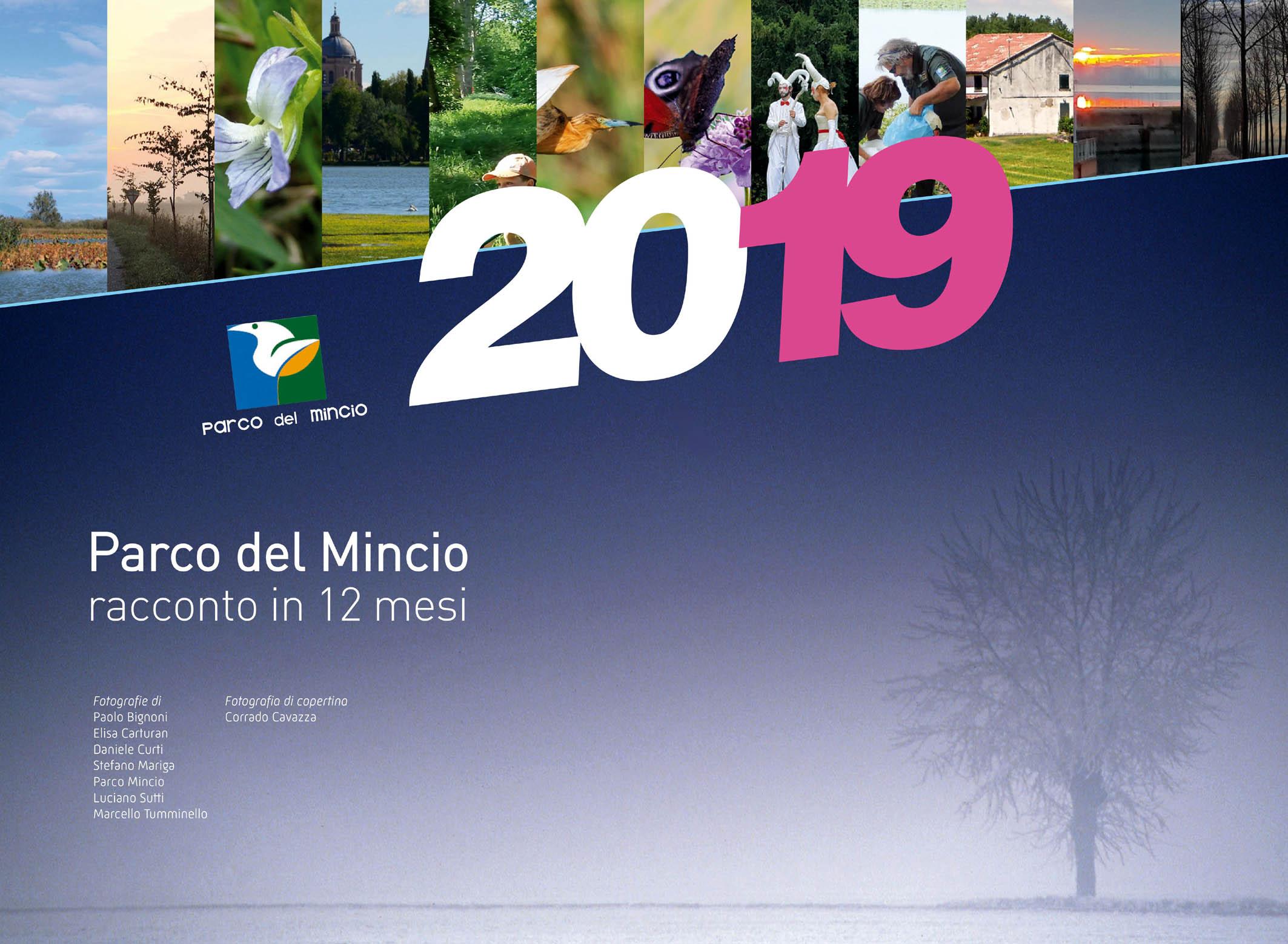 Calendario 12 Mesi.Parco Del Mincio Presentato Il Calendario 2019 Racconto In